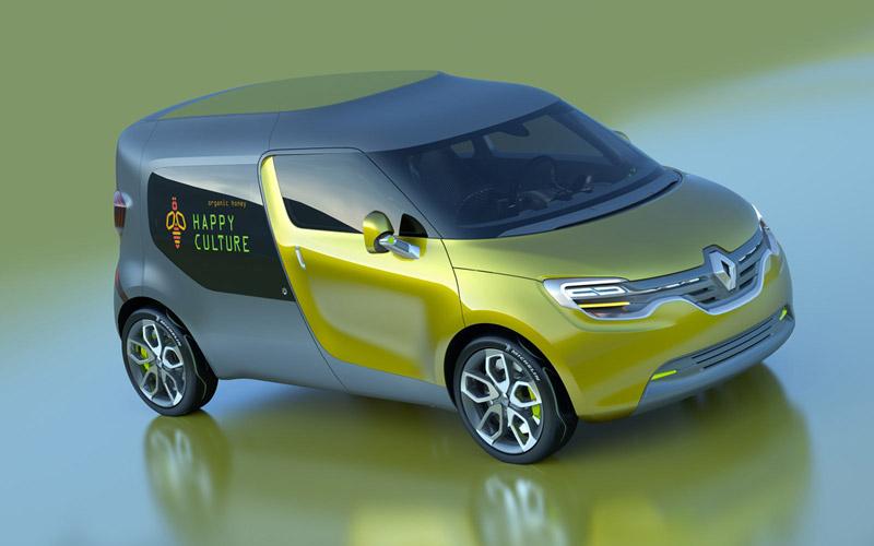 Foto Exteriores (2) Renault Frendzy Monovolumen 2011