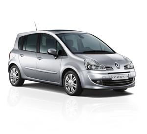 Foto Exteriores Renault Grand modus Monovolumen 2008