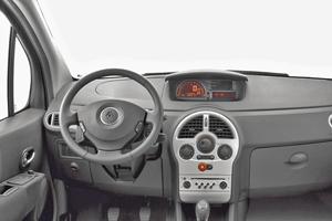 Foto Salpicadero Renault Grand modus Monovolumen 2008