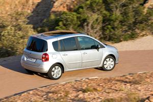 Foto Trasero Renault Grand modus Monovolumen 2008