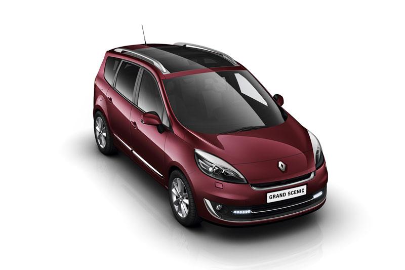 Foto Exteriores Renault Grand Scenic Monovolumen 2012