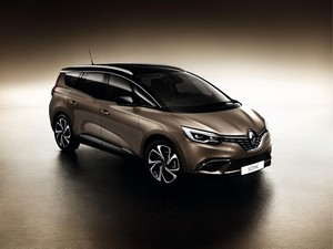 Foto Delantera Renault Grand-scenic Monovolumen 2017