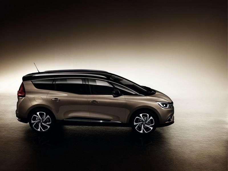 Foto Exteriores Renault Grand-scenic Monovolumen 2017