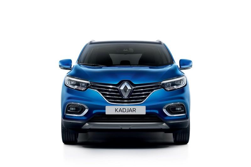 Foto Delantera Renault Kadjar Suv Tdocamino 2018