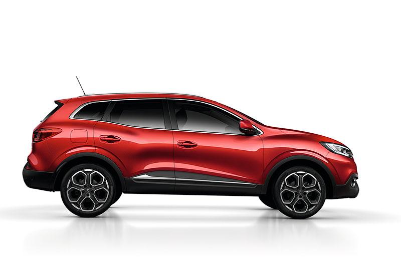 Foto de perfil del Renault Kadjar