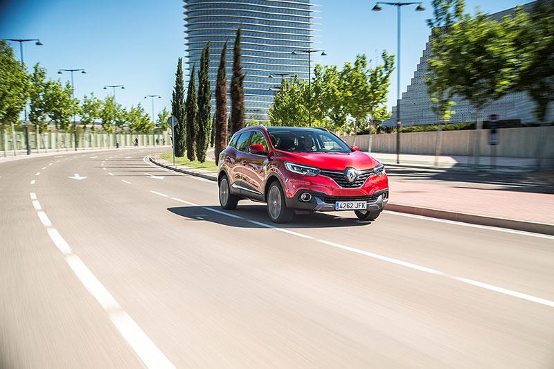 Foto Exteriores Renault Kadjar Suv Todocamino 2015