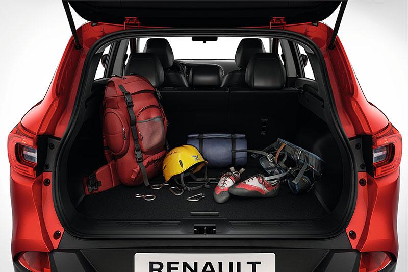 Foto Interiores Renault Kadjar Suv Todocamino 2015