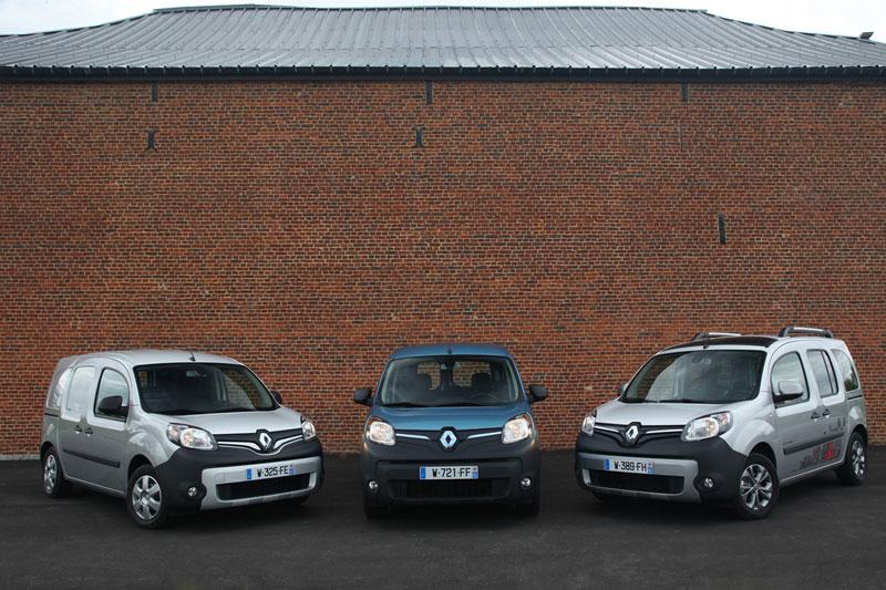 Foto Exteriores Renault Kangoo Industria L 2013
