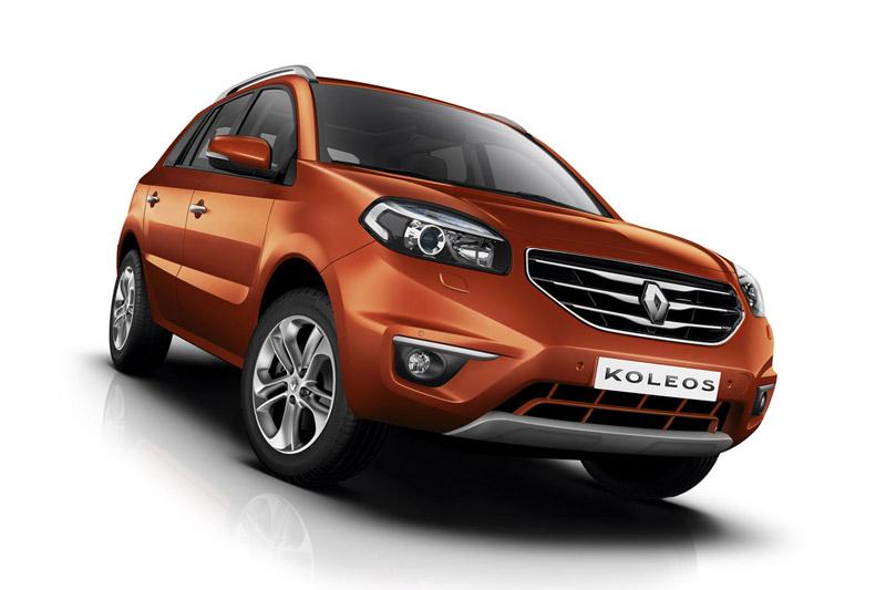 Foto Exteriores Renault Koleos Suv Todocamino 2011