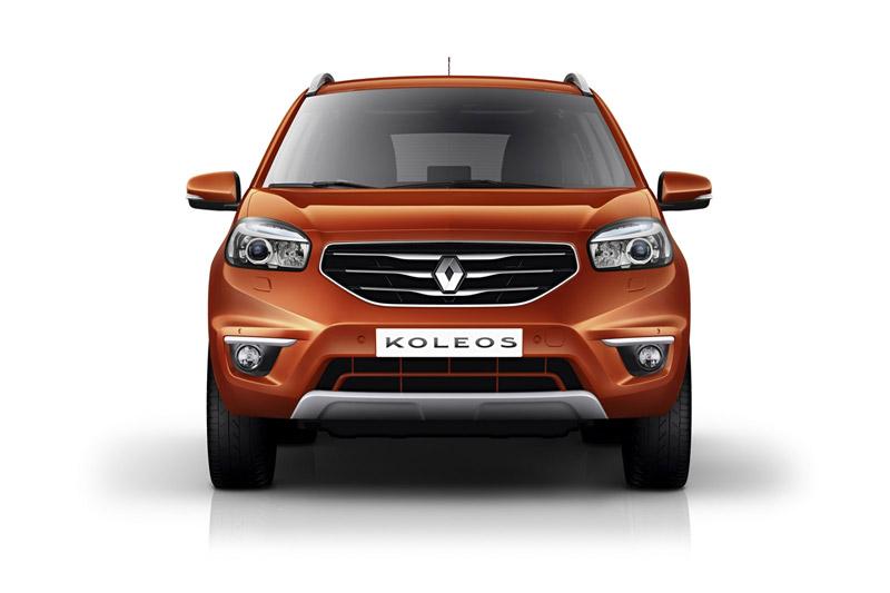 Foto Frontal Renault Koleos Suv Todocamino 2011