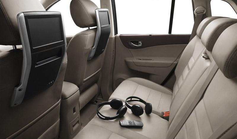 Foto Interiores Renault Koleos Suv Todocamino 2011
