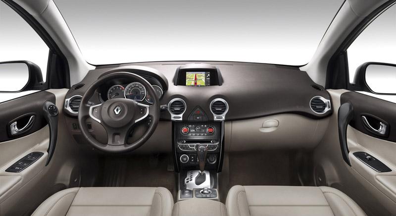 Foto Salpicadero Renault Koleos Suv Todocamino 2011