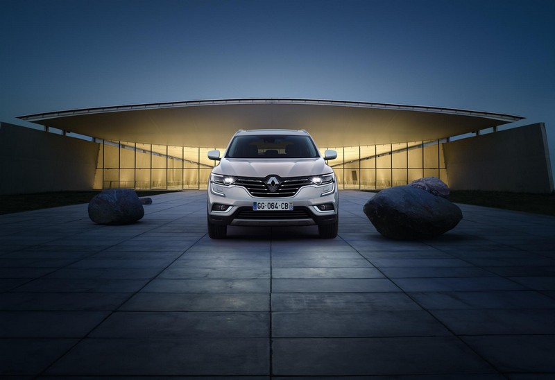 Foto Delantera Renault Koleos Suv Todocamino 2016