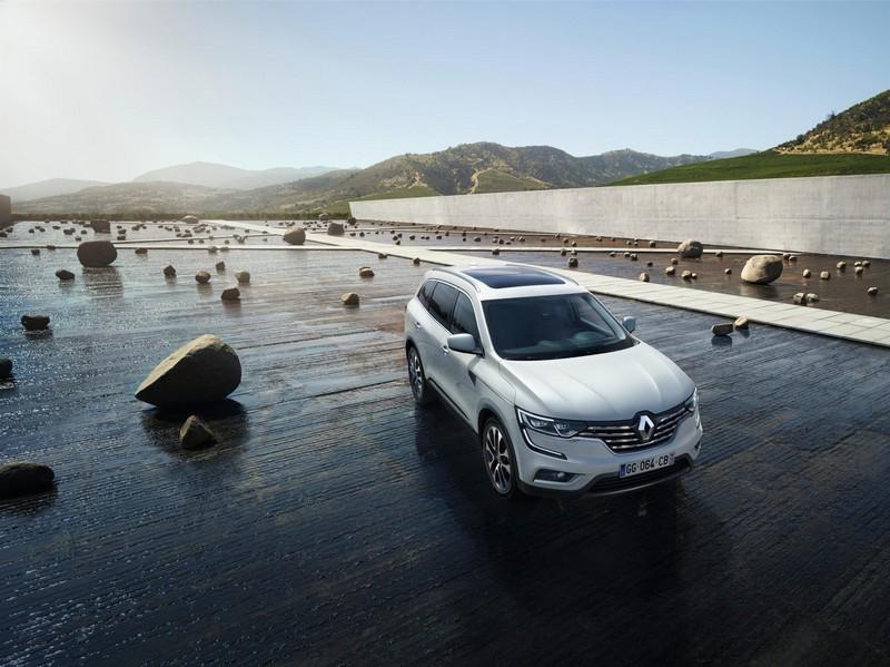 Foto Exteriores Renault Koleos Suv Todocamino 2016