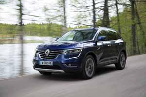 Foto Exteriores 30 Renault Koleos Suv Todocamino 2017