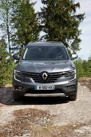 Foto Exteriores 6 Renault Koleos Suv Todocamino 2017