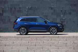 Foto Exteriores 8 Renault Koleos Suv Todocamino 2017