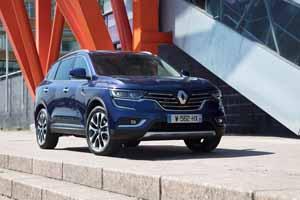 Foto Exteriores 9 Renault Koleos Suv Todocamino 2017