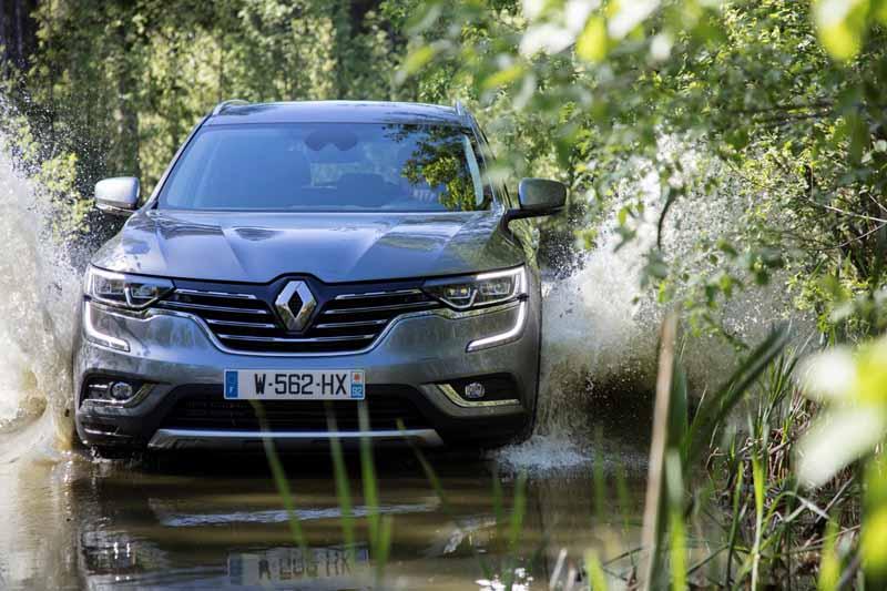 Foto Exteriores Renault Koleos Suv Todocamino 2017