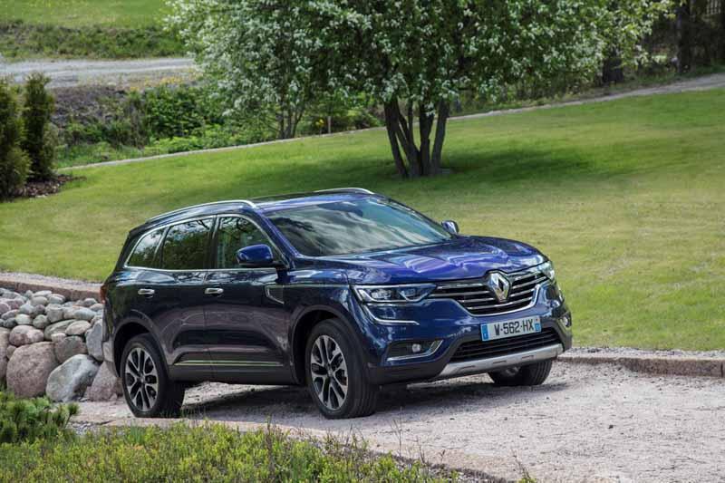Renault Koleos 2017, prueba express
