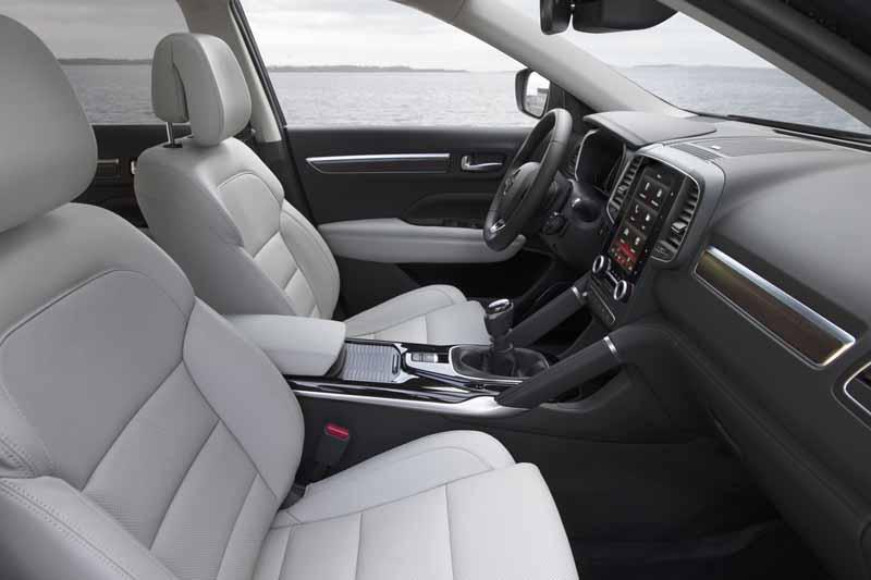 Foto Interiores Renault Koleos Suv Todocamino 2017