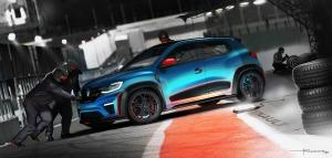 Foto Detalles (2) Renault Kwid-racer Concept 2016