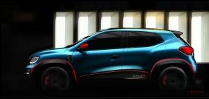 Foto Detalles (3) Renault Kwid-racer Concept 2016