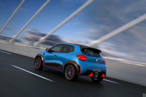 Foto Exteriores (2) Renault Kwid-racer Concept 2016