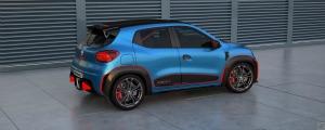 Foto Exteriores (3) Renault Kwid-racer Concept 2016