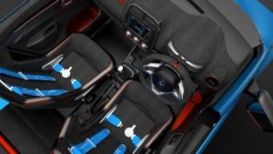 Foto Interiores (2) Renault Kwid-racer Concept 2016