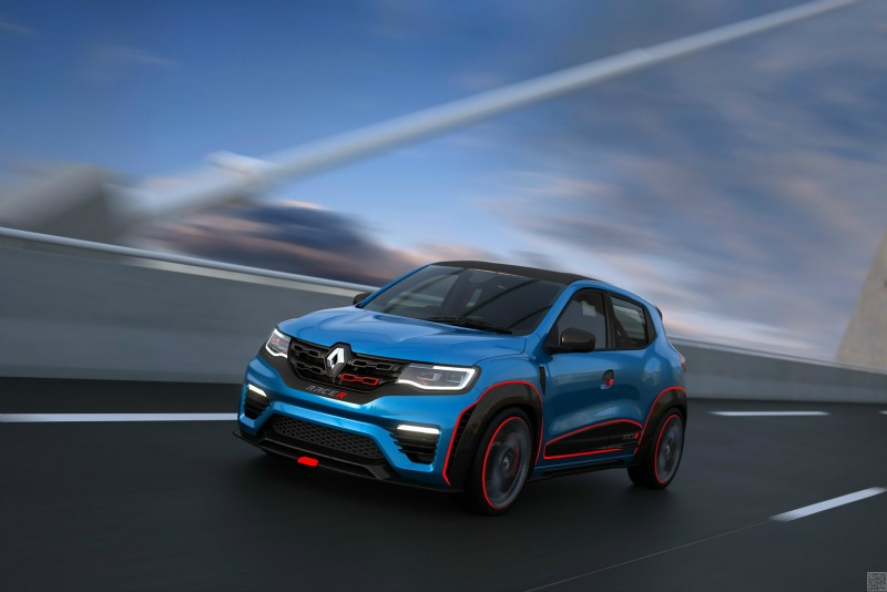 Foto Exteriores (1) Renault Kwid-racer Concept 2016