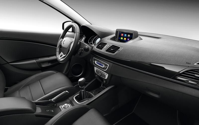 Foto Interior Renault Megane Descapotable 2014