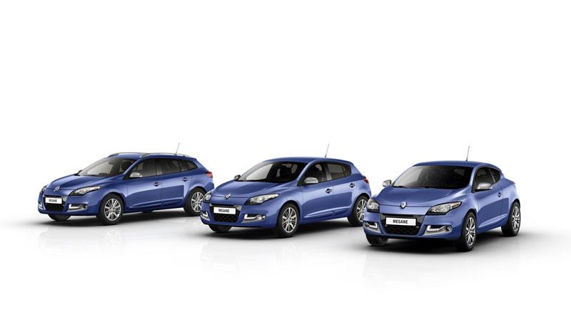 Foto Exteriores Renault Megane Dos Volumenes 2012