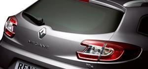 Foto Detalles-(1) Renault Megane Familiar 2010