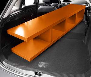 Foto Detalles-(10) Renault Megane Familiar 2010
