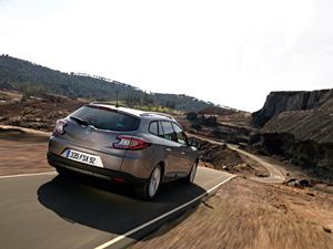 Foto Exteriores-(3) Renault Megane Familiar 2010