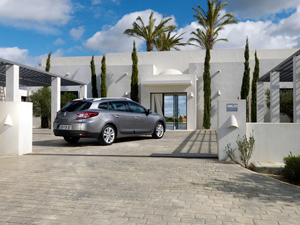 Foto Exteriores-(4) Renault Megane Familiar 2010