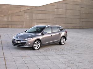 Foto Exteriores-(5) Renault Megane Familiar 2010