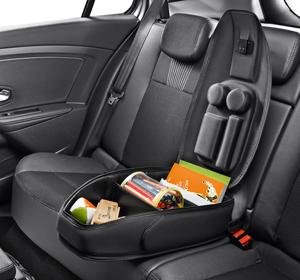 Foto Interiores Renault Megane Familiar 2010