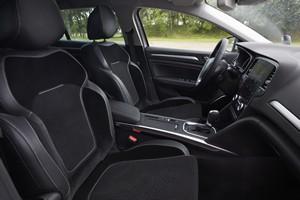 Foto Interiores  (1) Renault Megane Familiar 2017
