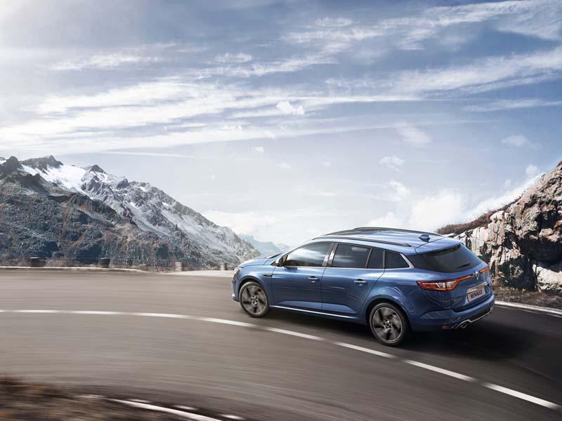 Foto Exteriores Renault Megane Familiar 2017