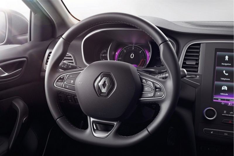 Foto Salpicadero Renault Megane Familiar 2017