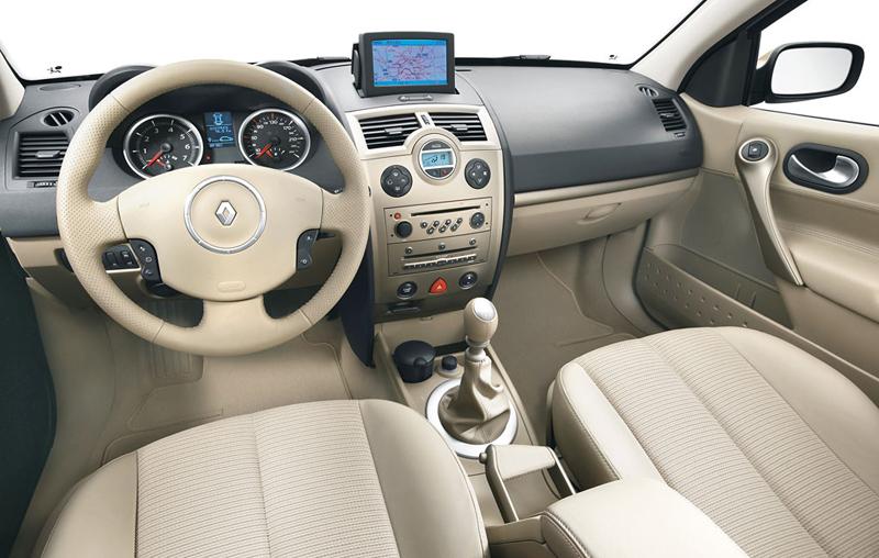 Foto Salpicadero Renault Megane Sedan 1999