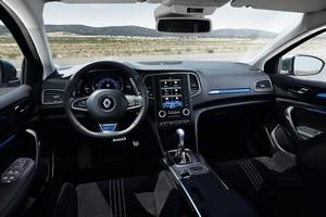 Foto Salpicadero Renault Megane-gt-prueba Dos Volumenes 2016