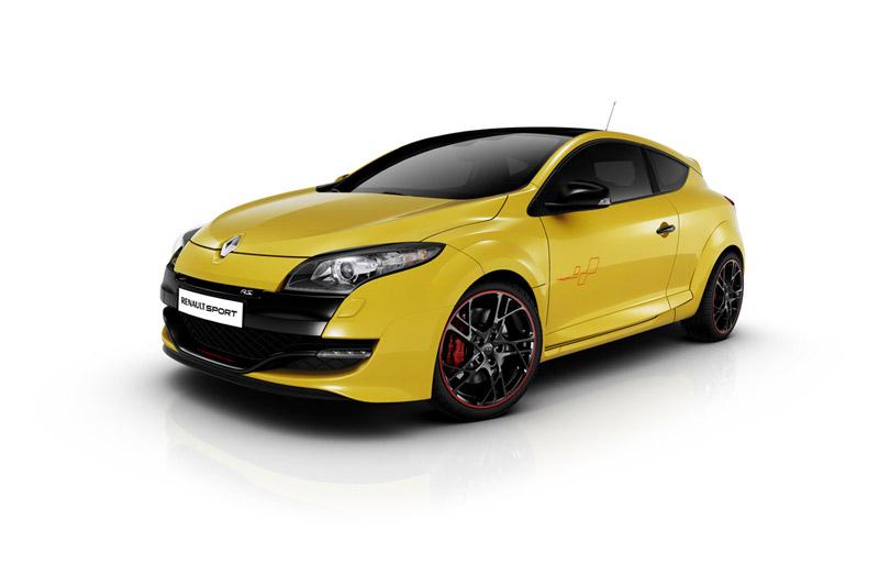 Foto Delantera Renault Megane Rs Cupe 2011