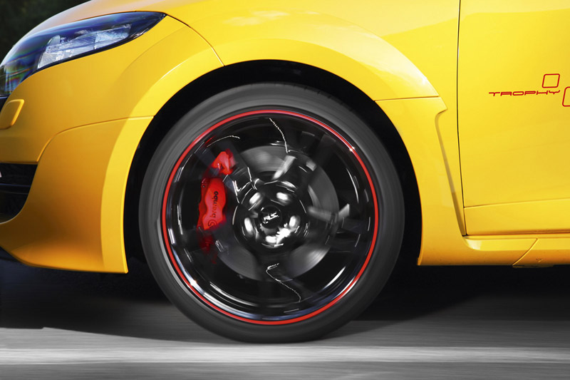 Foto Detalles Renault Megane-rs Cupe 2011