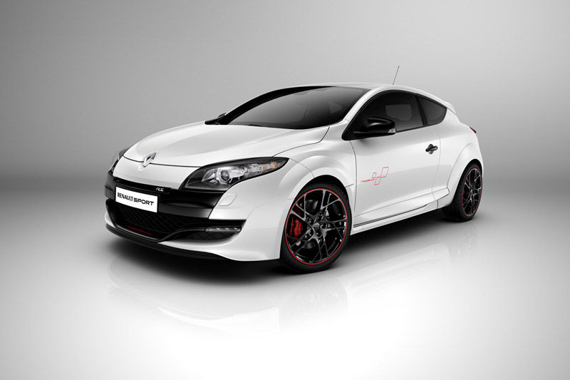 Foto Exteriores Renault Megane Rs Cupe 2011