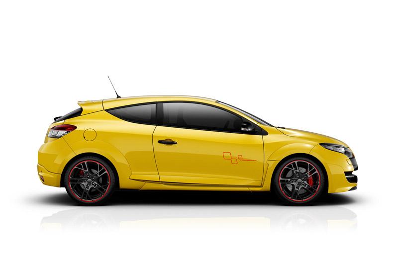 Foto Perfil Renault Megane Rs Cupe 2011