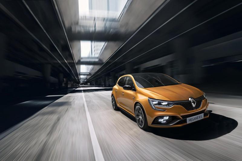 Foto Exteriores Renault Megane Rs Dos Volumenes 2018