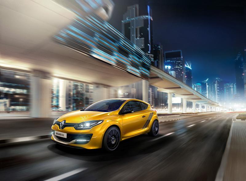 Foto Exteriores Renault Megane Rs 275 Trophy Dos Volumenes 2014